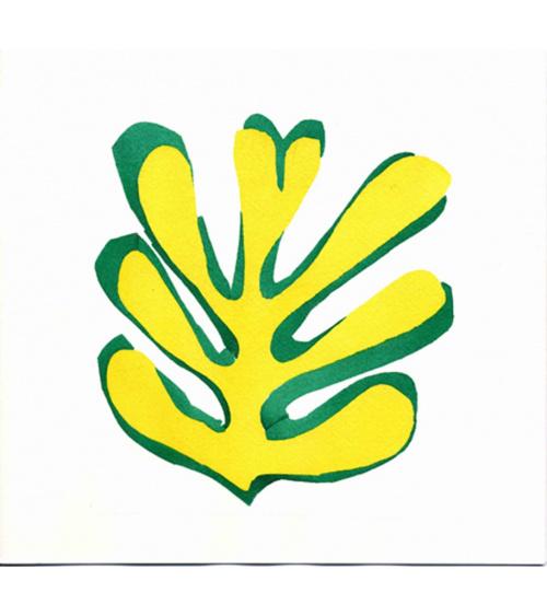 Henri Matisse - Les Gouaches découpées de la chapelle de Vence