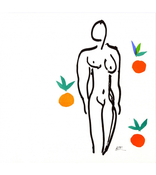 Henri Matisse - Les Nus bleus