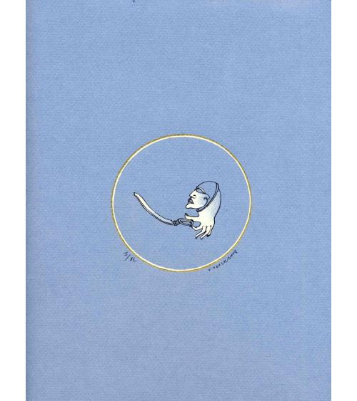 Créations à Sèvres depuis 1965 - Volume 2, avec un pochoir original de Philippe Favier