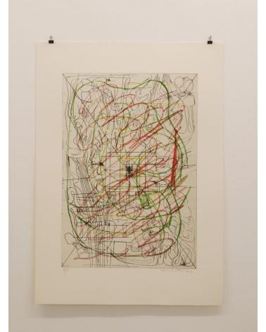 Hermann Nitsch - Die Architektur des Orgien Mysterien Theater