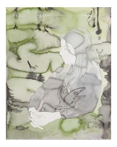 Françoise Pétrovitch - Lorsque la forêt s'éclaircit et retient ses animaux en elle