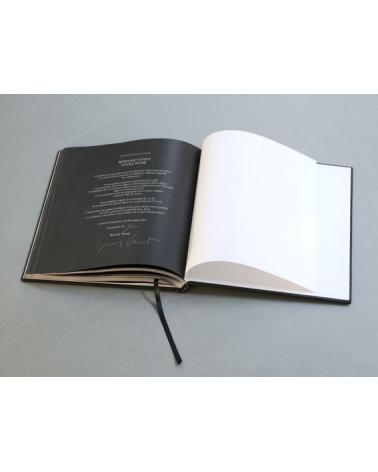 Bernar Venet - Livre noir - limited edition