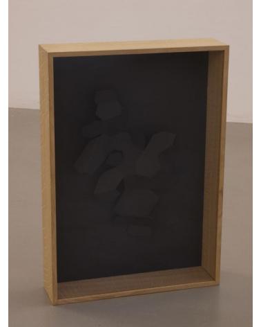 Arik Levy - Mineral Skin noir