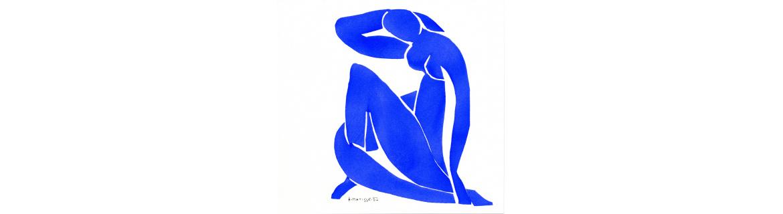 Henri Matisse - Nu bleu II
